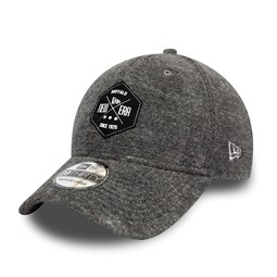 New Era Towelling Jersey Grey 39THIRTY Cap