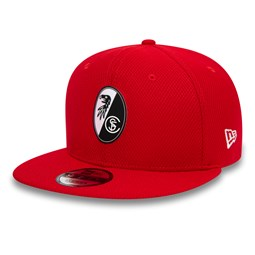 New Era SC Freiburg Red 9FIFTY Cap