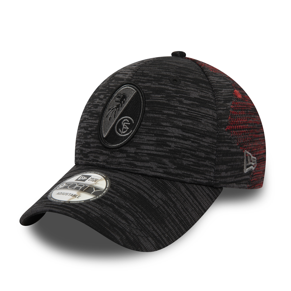 New Era SC Freiburg Black 9FORTY Cap