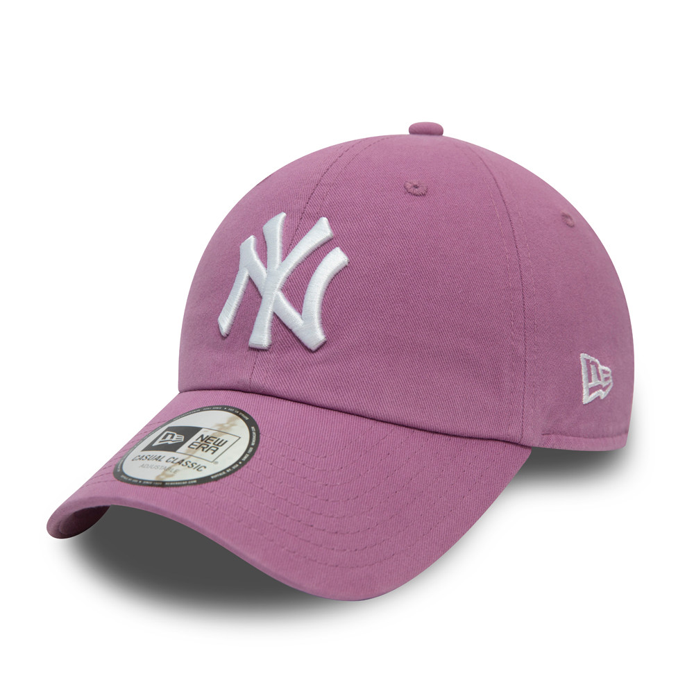 New York Yankees Casual Classic, morado