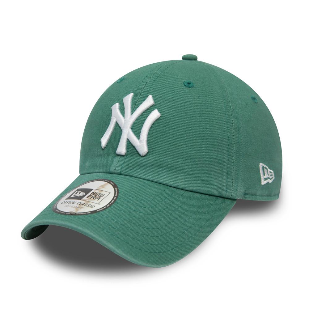 New York Yankees – Casual Classic – Kappe in Grün