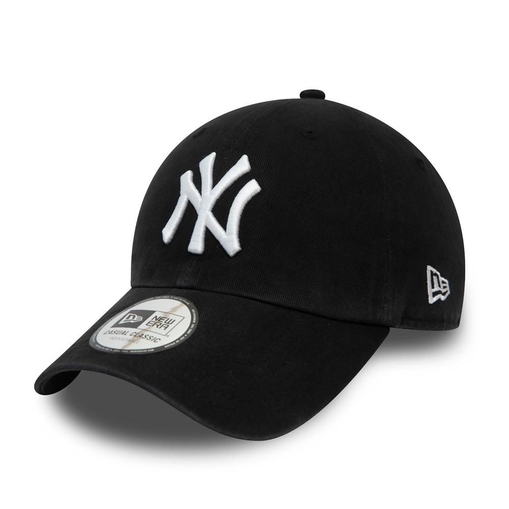 New York Yankees – Casual Classic – Kappe in Schwarz