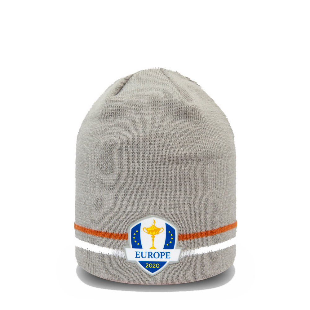 Bonnet à pompon Ryder Cup 2020Saturday Skull, gris