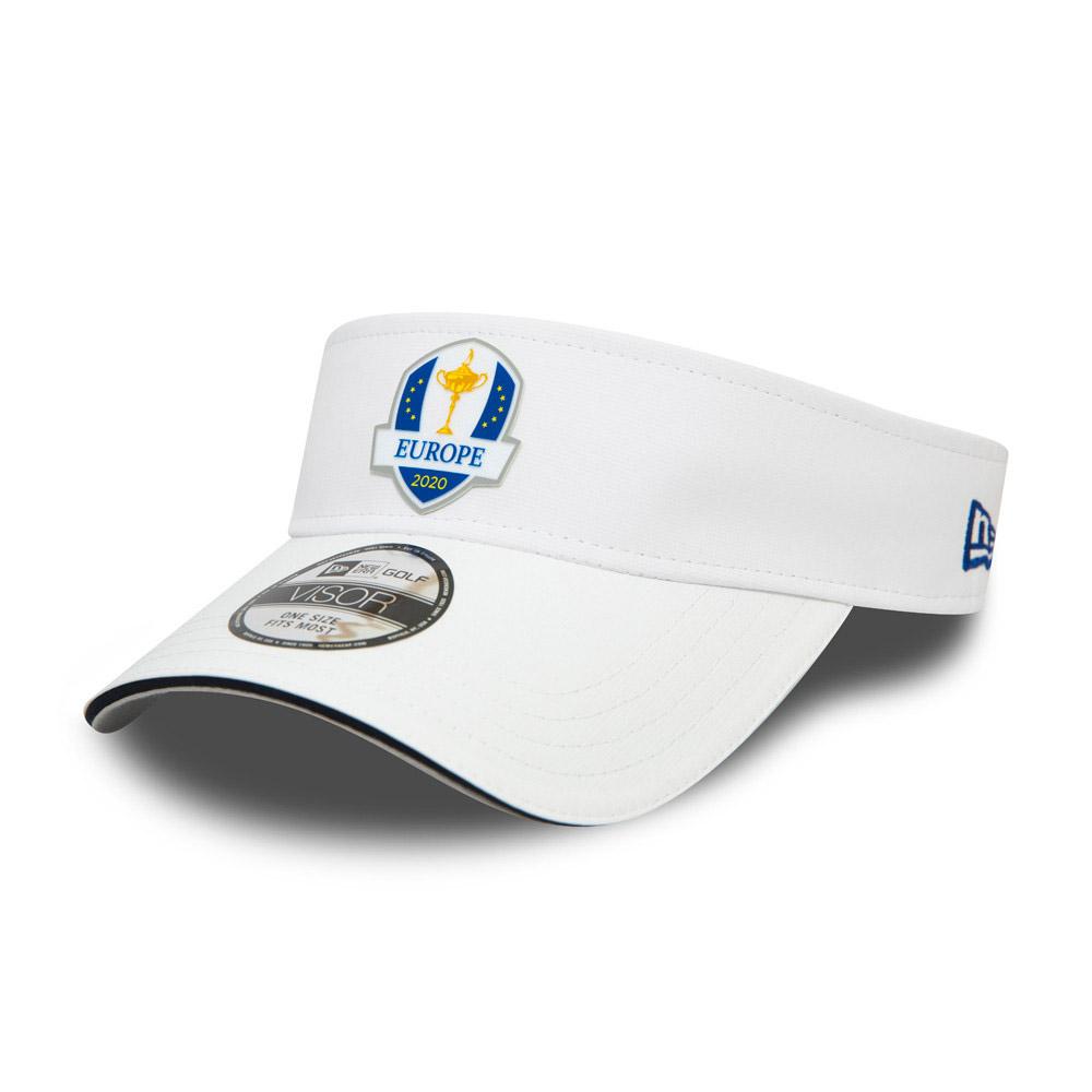 Visiera Ryder Cup 2020 bianca