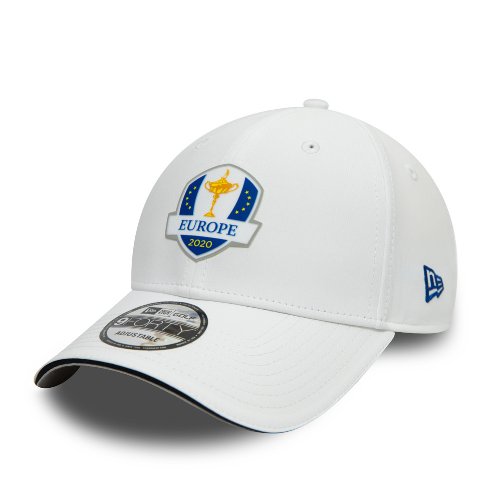 Casquette 9FORTY Ryder Cup 2020 Friday, blanc