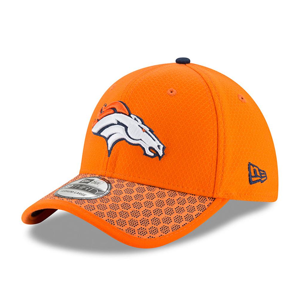 39THIRTY – Denver Broncos – 2017 Sideline, Orange