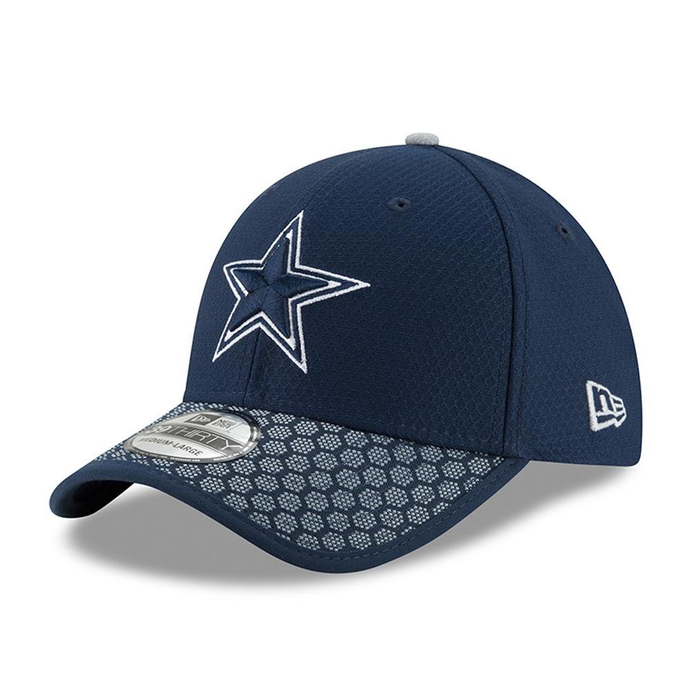 Dallas Cowboys 2017 Sideline 39THIRTY bleu marine