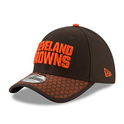 Cleveland Browns 2017 Sideline Brown 39THIRTY