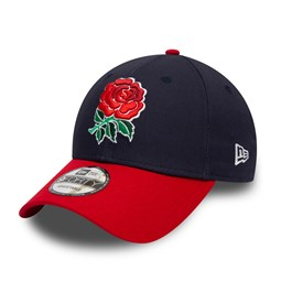 England Rugby Union Rose Navy 9FORTY Cap