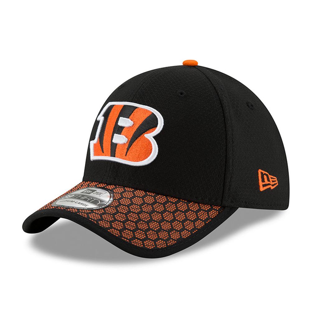 39THIRTY – Cincinnati Bengals – 2017 Sideline, Schwarz
