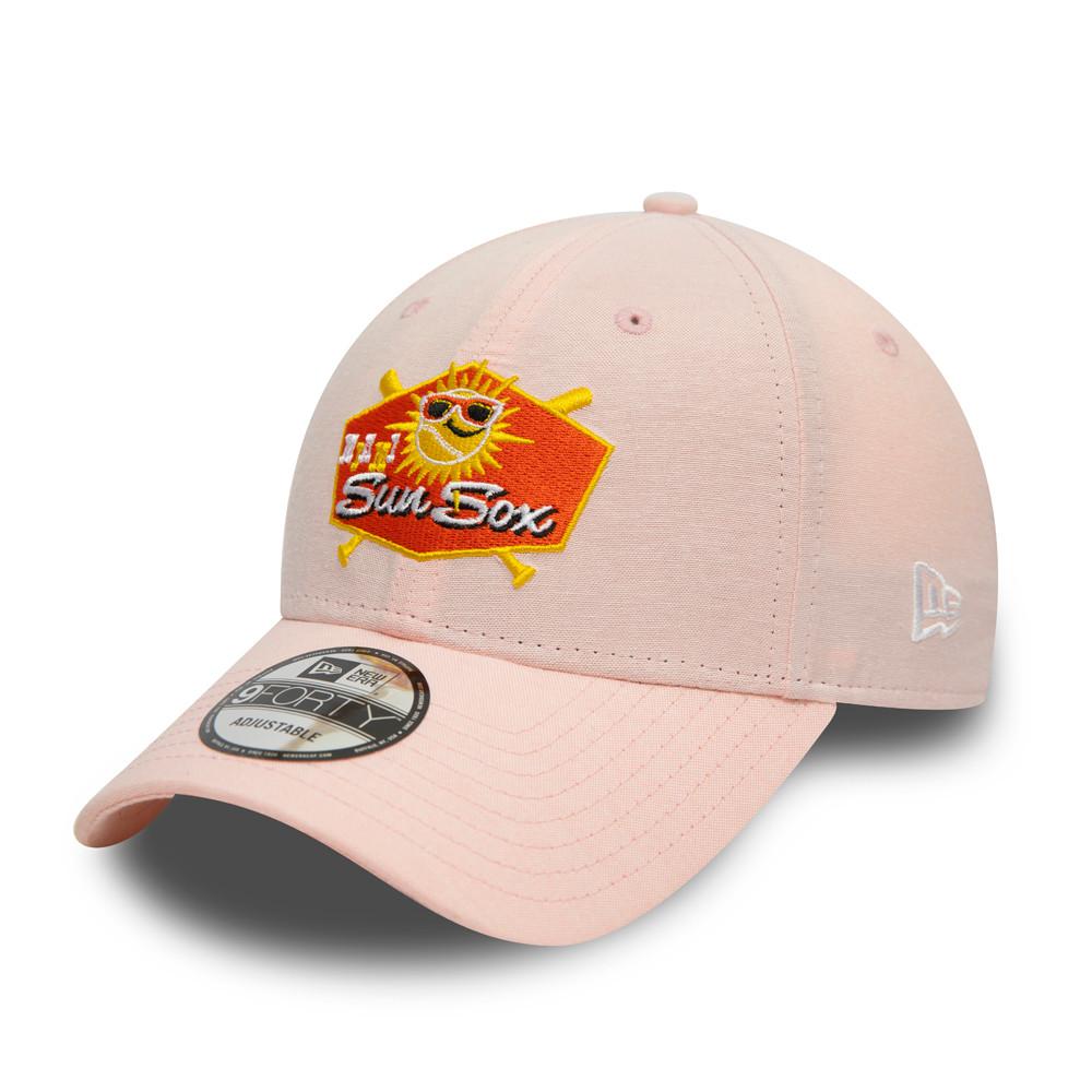 Cappellino Miami Sun Sox 9FORTY rosa