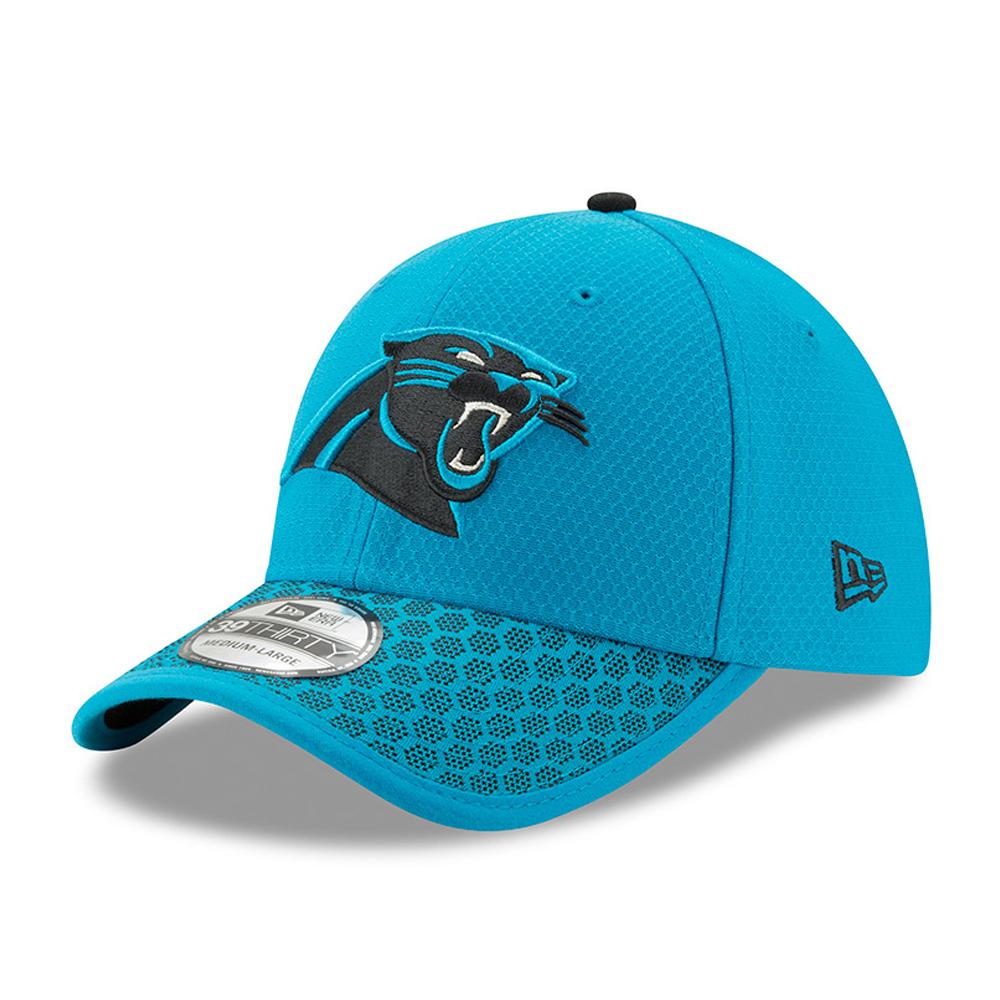 39THIRTY – Carolina Panthers – 2017 Sideline, Blau