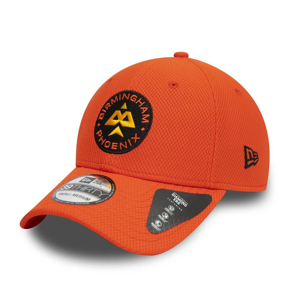 39THIRTY – Birmingham Phoenix – The Hundred – Diamond Era – Kappe in Orange