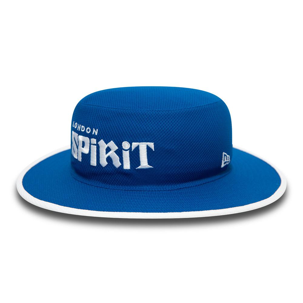 London Spirit – The Hundred – Panama-Anglerhut in Blau