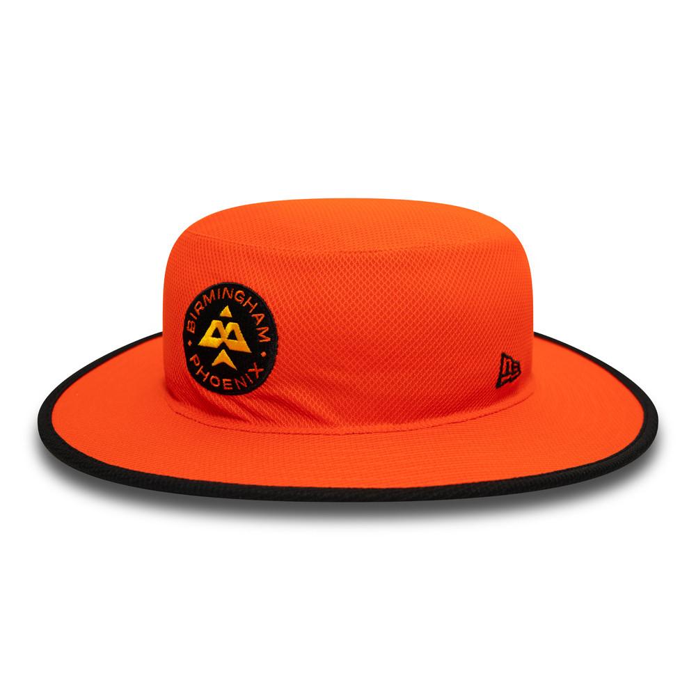 Cappello da pescatore Panama The Hundred dei Birmingham Phoenix arancione
