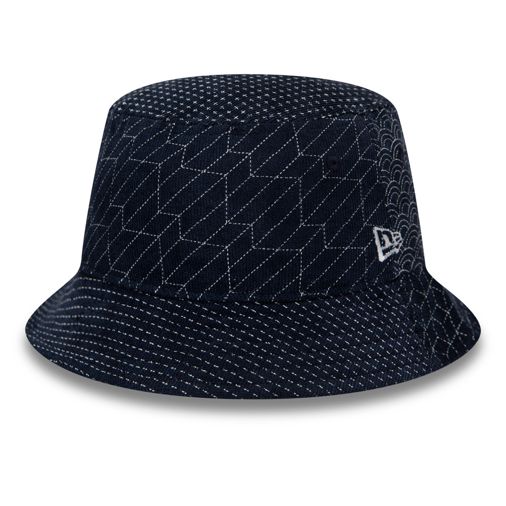 New Era – Bedruckter Anglerhut in Indigo