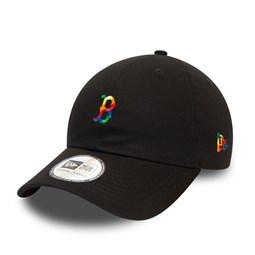 Boston Red Sox Pride Logo Black Casual Classic Cap
