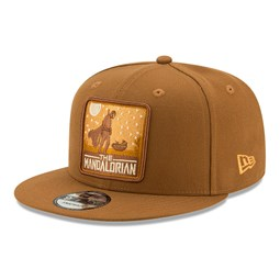 The Mandalorian Brown 9FIFTY Cap