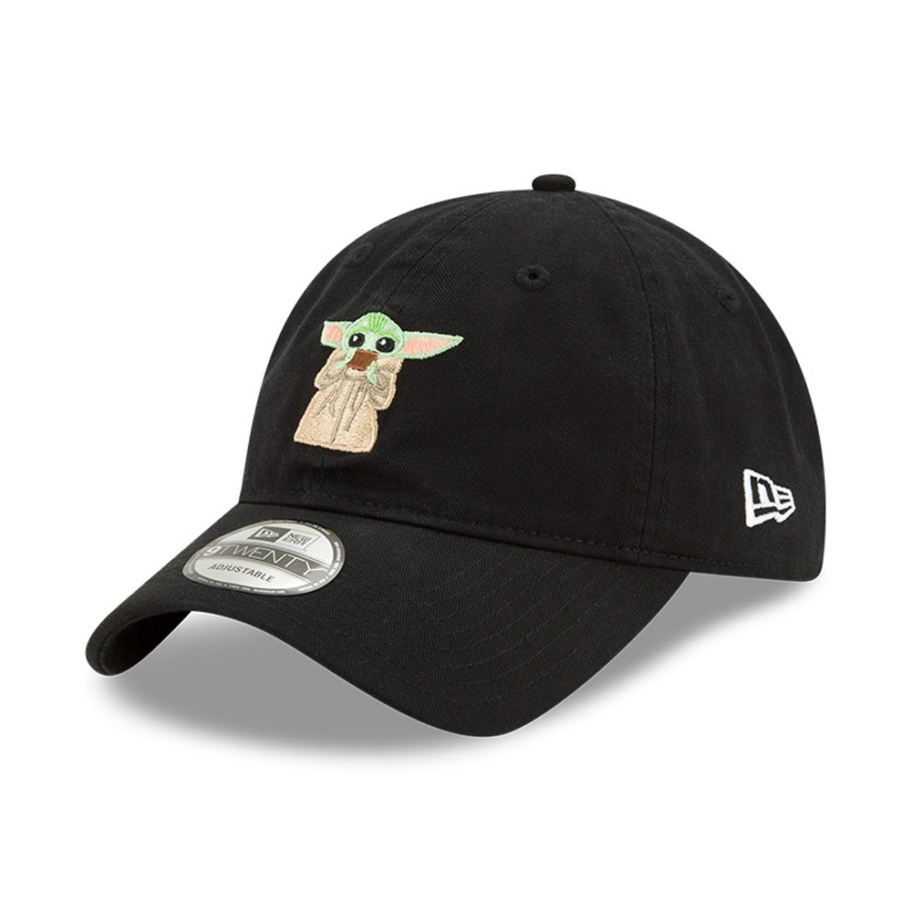 The Mandalorian Baby Yoda Black 9TWENTY Cap