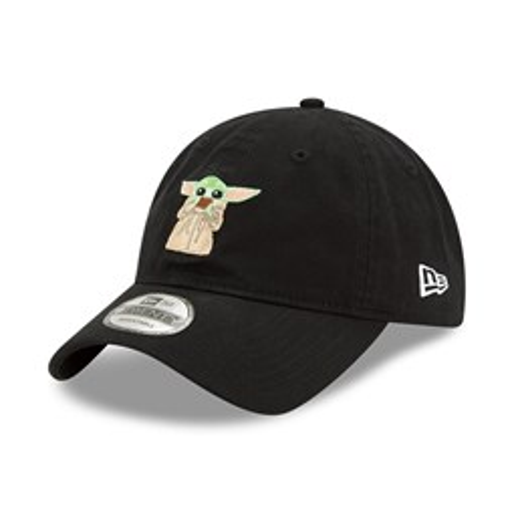 Gorra The Mandalorian Baby Yoda 9TWENTY, negro