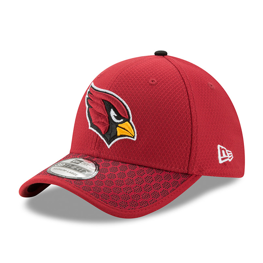 Arizona Cardinals 2017 Sideline Red 39THIRTY