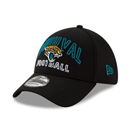 Jacksonville Jaguars NFL20 Draft Black 39THIRTY-Kappe