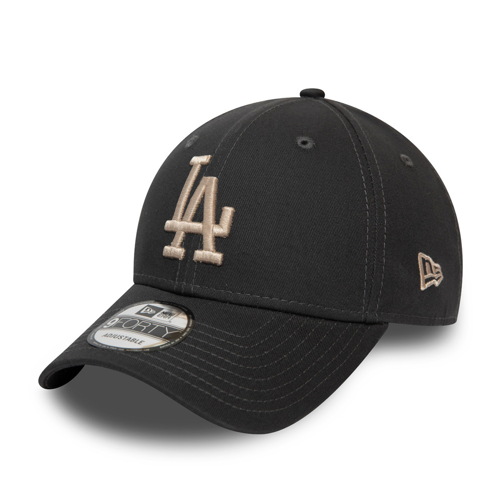 Los Angeles Dodgers Essential Charcoal 9FORTY Cap