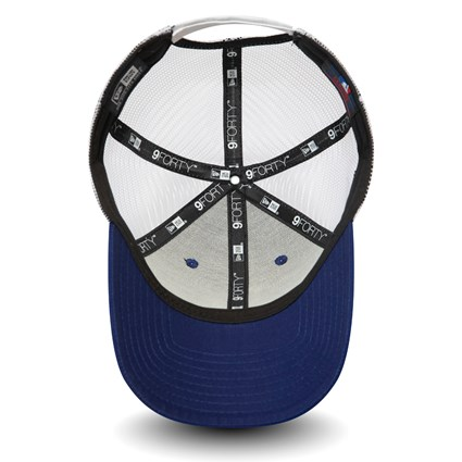 Los Angeles Dodgers Summer League Blue 9FORTY Trucker