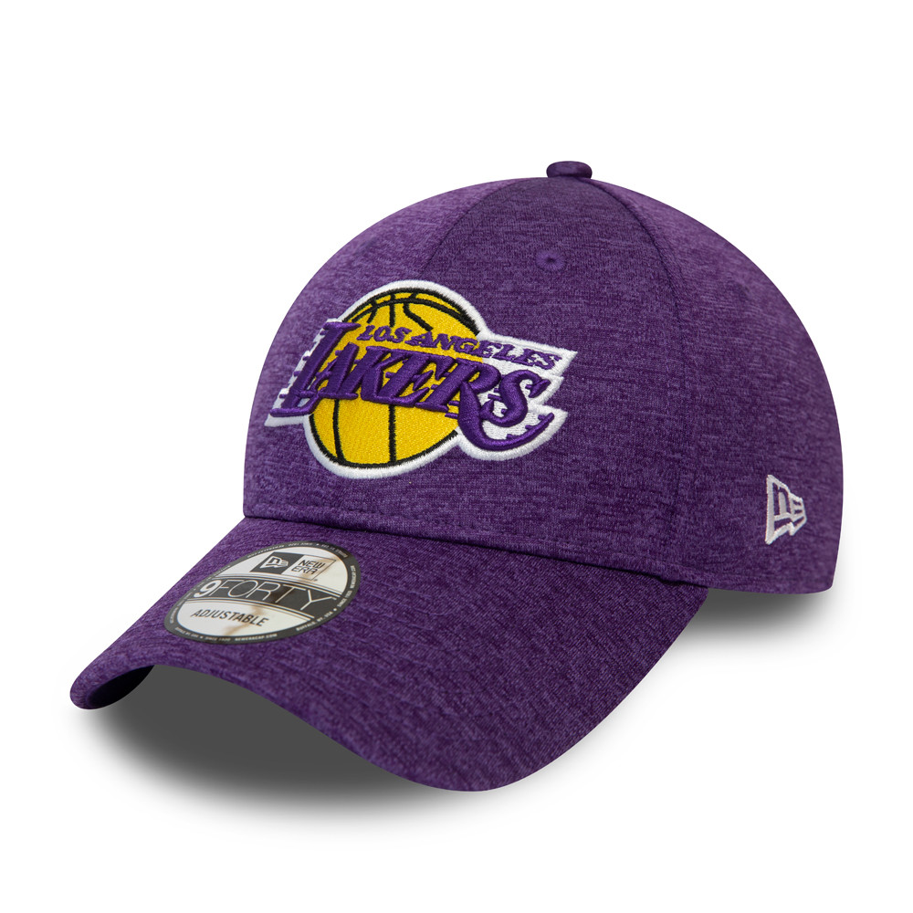 Cappellino 9FORTY Shadow Tech Los Angeles Lakers viola