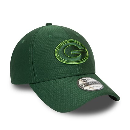 Green Bay Packers Velcro Green 9FORTY Cap