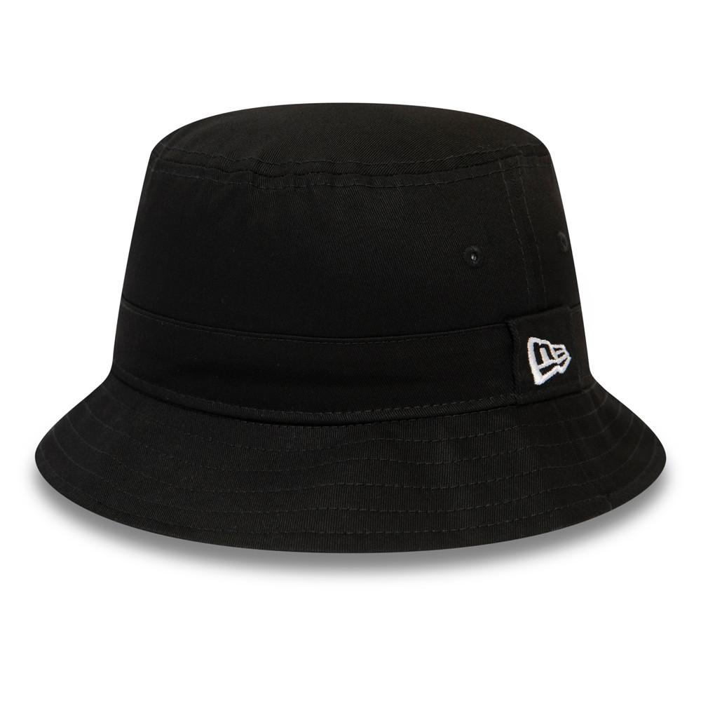 Cappello da pescatore New Era Essential nero