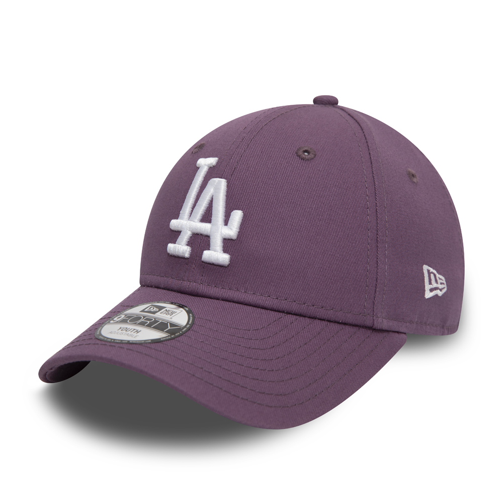 Los Angeles Dodgers Essential Kids Purple 9FORTY Cap