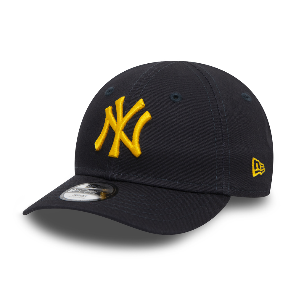 9FORTY – New York Yankees – Essential – Kleinkinderkappe in Marineblau