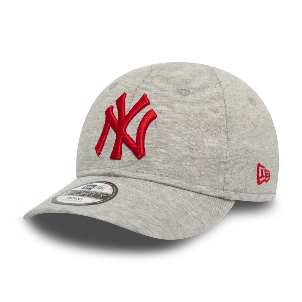 New York Yankees Jersey Essential Infant Grey 9FORTY Cap