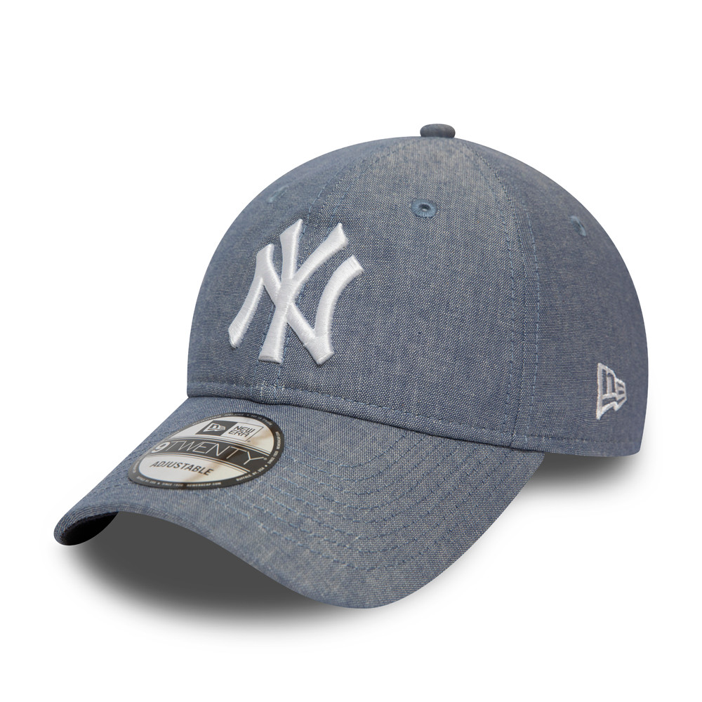 Gorra New York Yankees Heritage 9TWENTY, gris