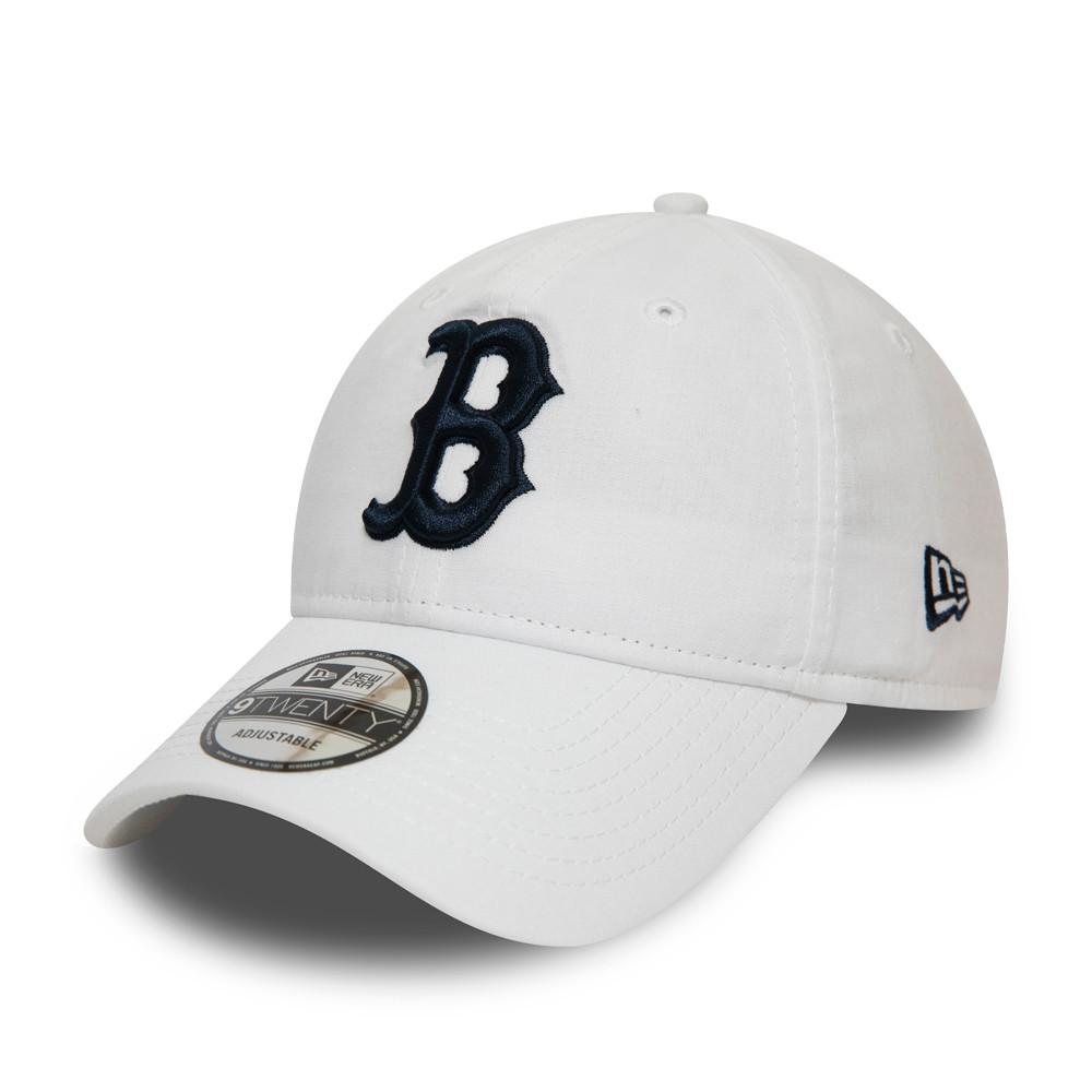 9TWENTY – Boston Red Sox – Heritage – Kappe in Weiß