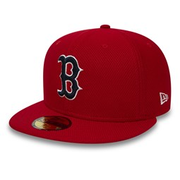Boston Red Sox – 59FIFTY-Kappe – Featherweight – Rot
