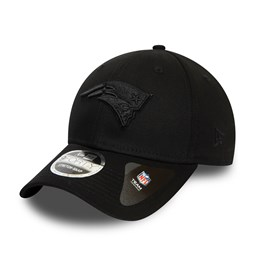 Gorra New England Patriots Stretch Snap 9FORTY, negro