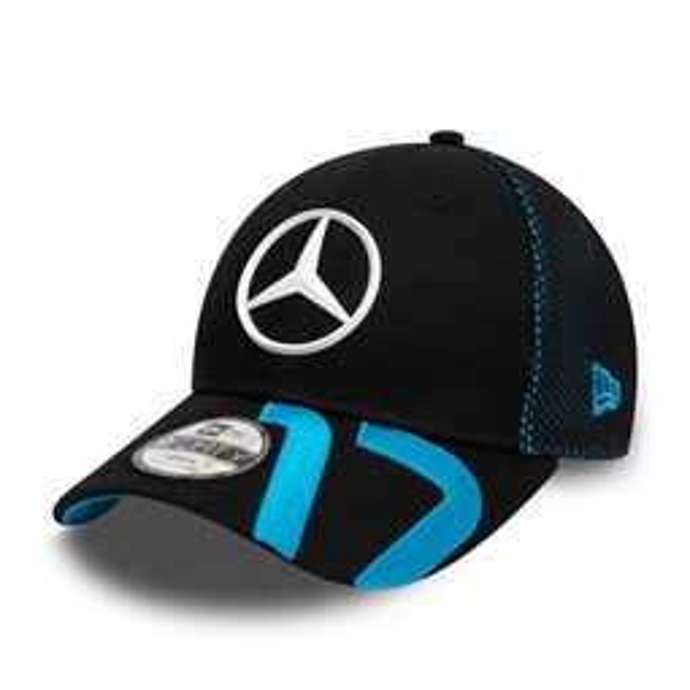 9FORTY – Mercedes-Benz – Formula E – De Vries – Kinderkappe in Schwarz