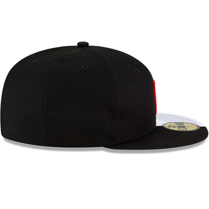 Detroit Tigers 100 Years Split Crown 59FIFTY Cap