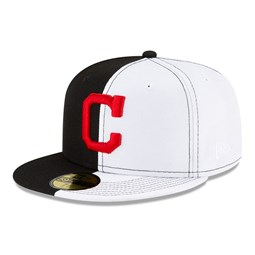 Cleveland Indians 100 Years Split Crown 59FIFTY Cap