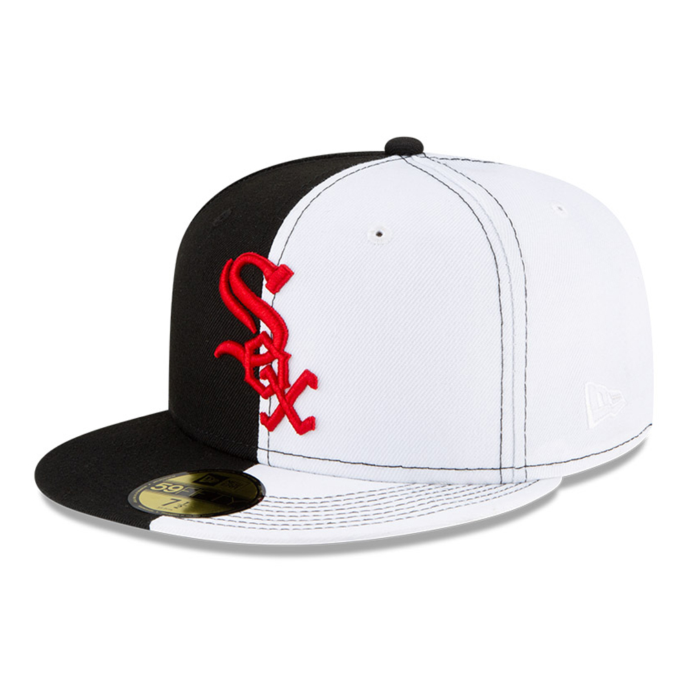 Chicago White Sox 100 Years Split Crown 59FIFTY Cap