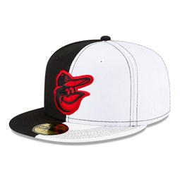 Baltimore Orioles 100 Years Split Crown 59FIFTY Cap