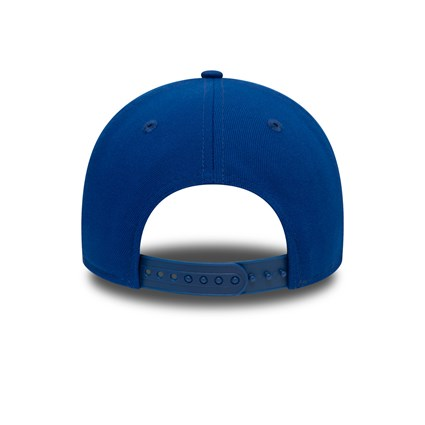 Chicago Cubs London Series Blue 9FORTY Snapback Cap