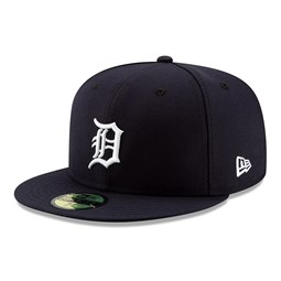 Gorra Detroit Tigers Authentic On Field Home 59FIFTY, azul marino