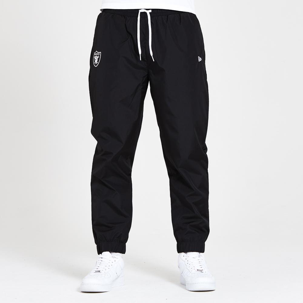 Pantalon de survêtement noir des Raiders d'Oakland