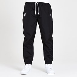 Oakland Raiders Black Tracksuit Bottoms