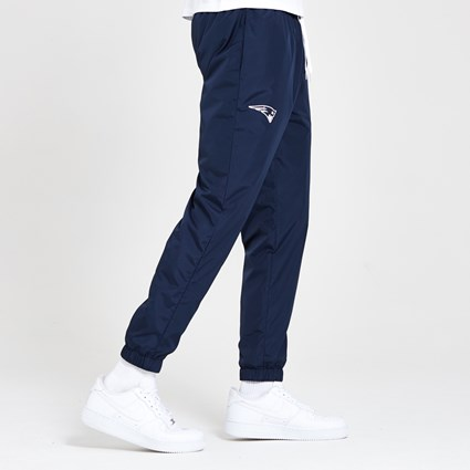New England Patriots Navy Tracksuit Bottoms