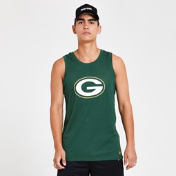 Green Bay Packers Graphic Green Vest