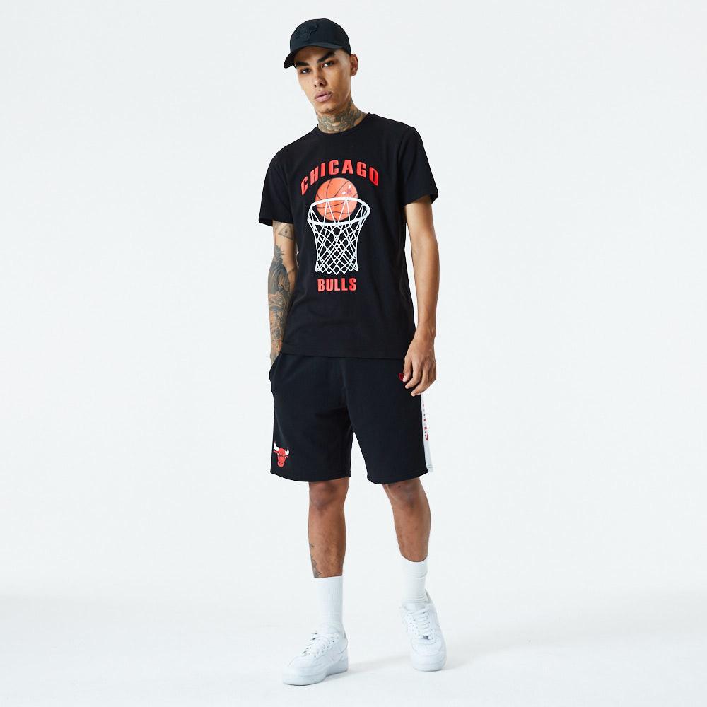 Pantaloncini Chicago Bulls Tape neri